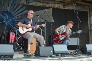 Rick Gravel and Andrew Mack Shelter Valley